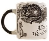 Cheshire Cat Disappearing Coffee Mug - Add Hot Water and Watch The Cheshire Cat Disappear Except for its Grin - Comes in a Fun Gift Box - by The Unemployed Philosophers Guild