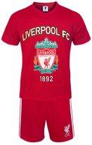 Liverpool F.C. Liverpool FC Official Football Gift Mens Loungewear Short Pyjamas