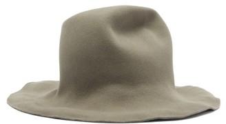 Reinhard Plank Hats - Spaventa Felt Hat - Grey