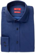 HUGO BOSS EndersonX Twill Modern Fit Dress Shirt