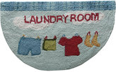 "Nourison Laundry Room 30"" x 18"" Rug"