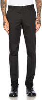 Lanvin Side Ribbon Chinos