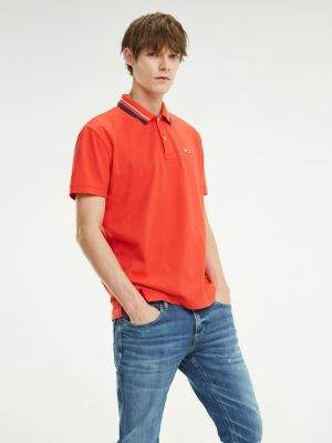 Tommy Hilfiger Tommy Classics Logo Tape Polo