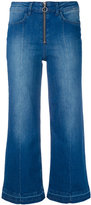 By Malene Birger Lesatian jeans - women - Cotton/Spandex/Elastane - 38
