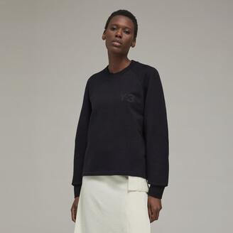 adidas Y-3 Classic Logo Crew Sweatshirt