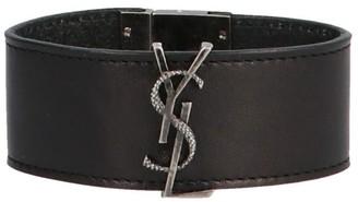 Saint Laurent Logo Bracelet