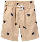 Joe Fresh Allover Print Short (Toddler & Little Boys)
