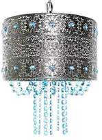 Tracy Porter Poetic Wanderlust® by Mattei Jeweled Hanging Lamp With Cascading Crystals