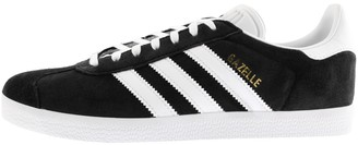 adidas Gazelle Trainers Black