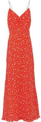 Miu Miu star print dress