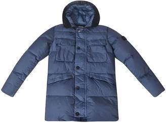 Stone Island Front Cargo Pocket Padded Jacket