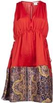 Carven Side tie dress