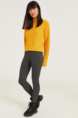 Ardene Softie Textured Fleece Leggings