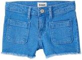 Hudson Kelly Shorts (Toddler/Kid) - Brite Blue - 6X