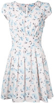 GUILD PRIME floral tea dress - women - Polyester - 34