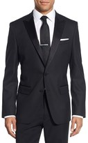 BOSS Men's 'Haimon' Trim Fit Wool Blend Dinner Jacket