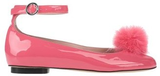 Boutique Moschino Ballet flats