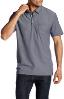 Peter Werth Total Honeycomb Polo Shirt