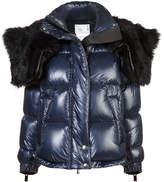 Sacai oversized puffer jacket