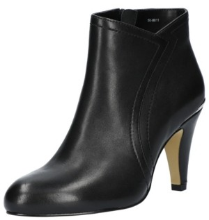 Bella Vita Pyllis Heel Rand Ankle Boots Women's Shoes