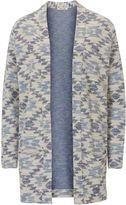 Betty Barclay Long textured unlined jacket