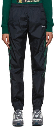 Off-White Black Diag Track Pants