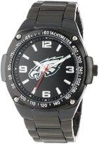 Game Time Unisex NFL-WAR-PHI Warrior Philadelphia Eagles Analog 3-Hand Watch