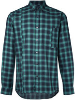 Public School checked shirt - men - Cotton - S