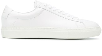 Zespà logo low-top sneakers