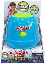 Little Kids Blue/Green Fubbles Bubble Machine