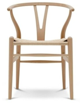 Bungalow Rose Gretel Solid Wood Dining Chair