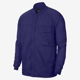 Nike Men's Woven Jacket Sportswear Tech Pack