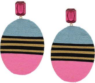 MaryJane Claverol Carine earrings