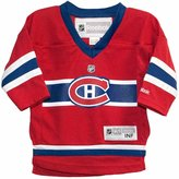 Reebok Montreal Canadiens NHL Infant One Size Team Color Jersey (12-24 Months)