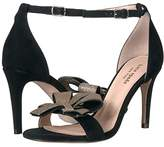 Kate Spade Greta (Black Suede) Women's Shoes