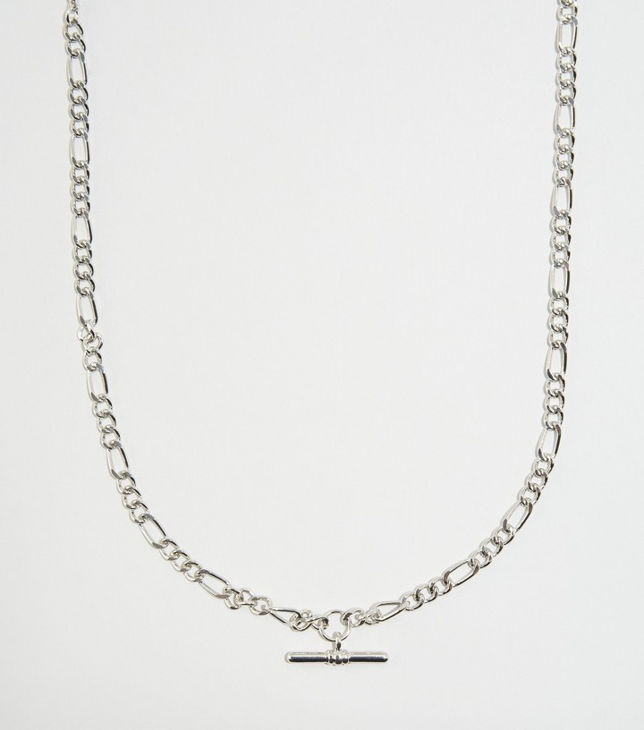 Thumbnail for your product : New Look Bar Chain Necklace