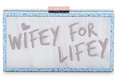 Sophia Webster Cleo Wifey Box Clutch