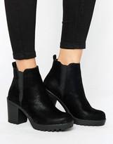 Blink Mid Heel Chelsea Boot