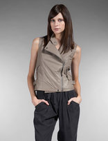Manith Leather Vest