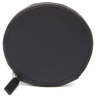 Baggu Leather Circle Wallet