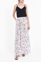 Paul & Joe Ireel Floral Silk Skirt