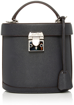 Mark Cross Benchley Saffiano Leather Bag