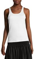 The Row Dopta Cotton Tank Top