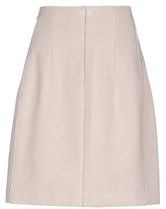 MARIA GRAZIA SEVERI Knee length skirt