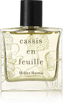 Miller Harris Cassis En Feuille Eau De Parfum -egyptian Geranium & Blackcurrent, 50ml - Colorless