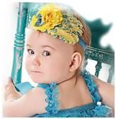 HuaYangca Baby Newborn Toddler Girls Feather Headband Head Wear Photography Prop