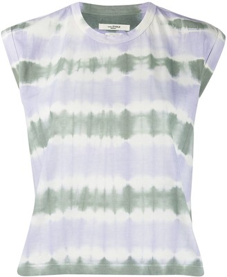Etoile Isabel Marant Anette tie-dye print top