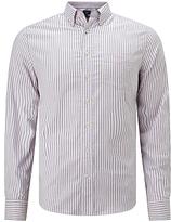 Gant Oxford Banker Shirt, Bright Pink