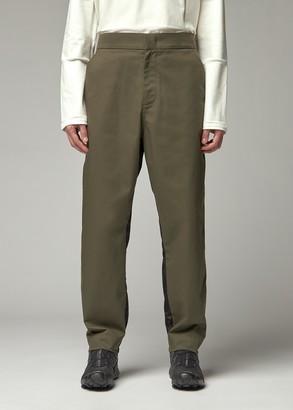 MONCLER GENIUS Men's Craig Green Trouser Pants in Assorted Size Medium Polyester/Cotton Front Panel/Nylon Back Panel