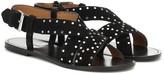 Isabel Marant Jano studded suede sandals